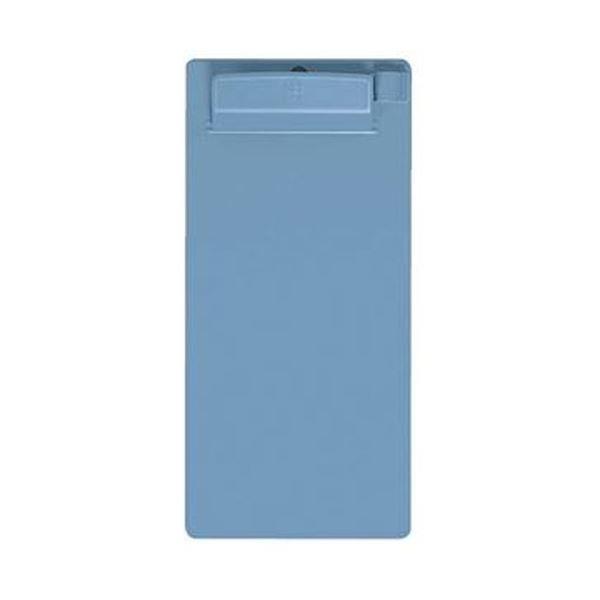 (まとめ)コクヨ クリップボードE別寸タテ(100×212mm)青 ヨハ-60B 1セット(10枚)【×5セット】【日時指定不可】