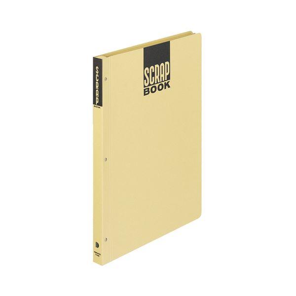 (まとめ) コクヨ スクラップブックD(とじこみ式) B4 中紙28枚 背幅25mm クラフト ラ-44N 1冊 【×30セット】【日時指定不可】