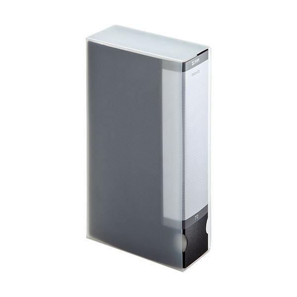 (まとめ) サンワサプライDVD・CDファイルケース 72枚収納 ブラック FCD-FL72BK 1個 【×10セット】【日時指定不可】