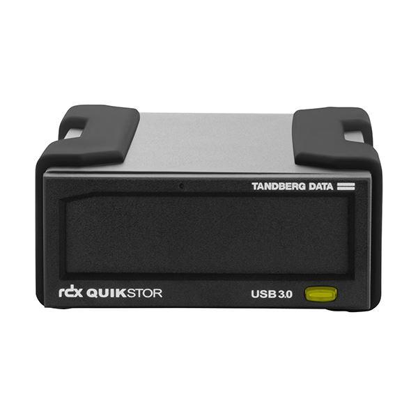 タンベルグデータ RDXQuikstor USB3.0 外付ドライブ 8782 1台【日時指定不可】