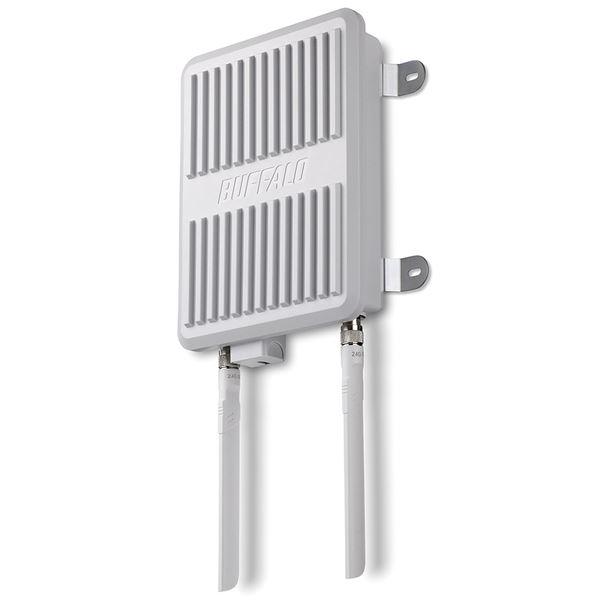 バッファロー 法人向け 11ac/n/a/g/b対応 防塵・防水 耐環境性能 管理者機能搭載無線LANアクセスポイント WAPM-1266WDPR【日時指定不可】