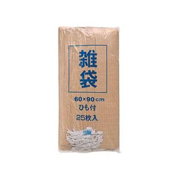 (まとめ)萩原工業 萩原 雑袋209209-25P 1パック(25枚)【×10セット】【日時指定不可】