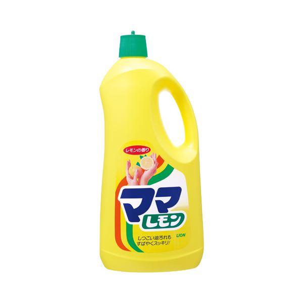 (まとめ) ライオン ママレモン 特大 2150ml 1本 【×10セット】【日時指定不可】