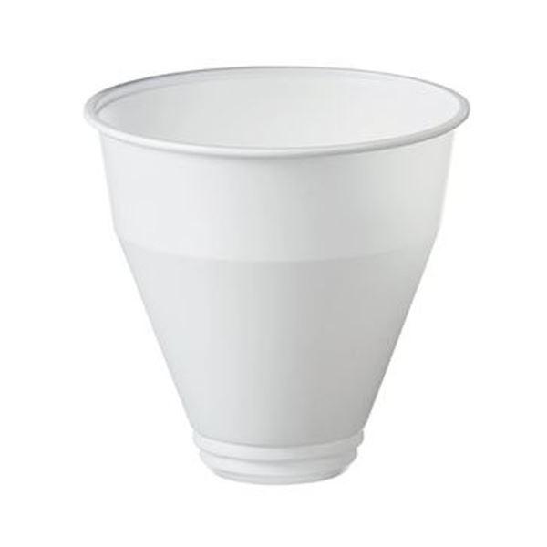 (まとめ)TANOSEE インサートカップ M210ml 1セット(500個:100個×5パック)【×5セット】【日時指定不可】