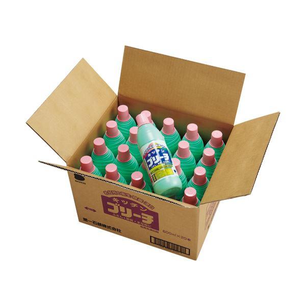 (まとめ) 第一石鹸 キッチンブリーチ 600ml 1セット(20本) 【×5セット】【日時指定不可】