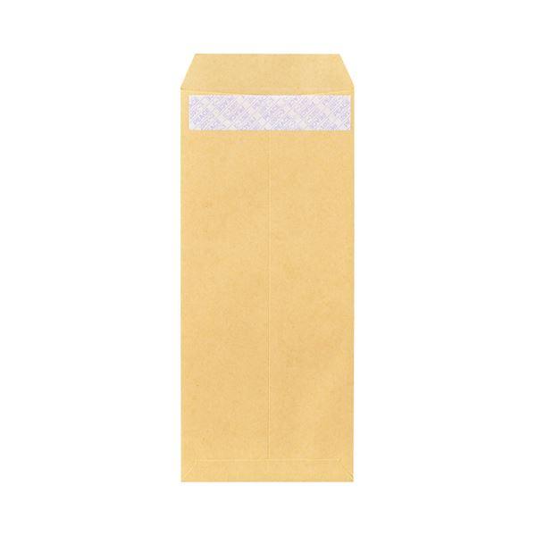 (まとめ) ピース R40再生紙クラフト封筒 テープのり付 長4 70g/m2 〒枠あり 841 1パック(100枚) 【×30セット】【日時指定不可】