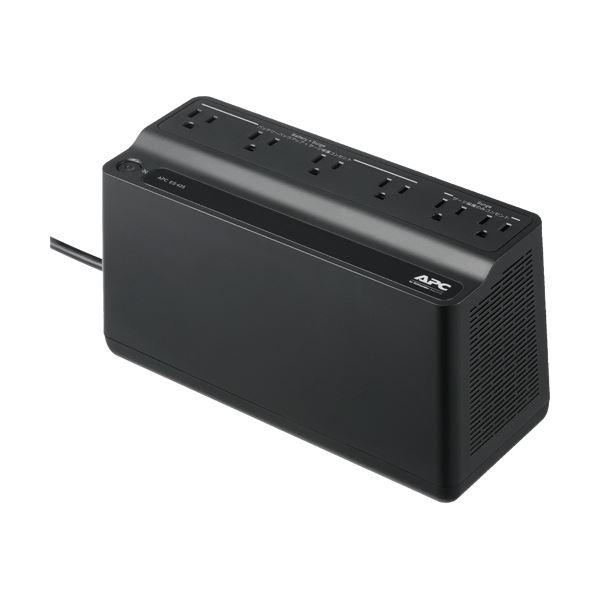 (まとめ)APC(シュナイダーエレクトリック)ES 425VA Battery Backup and Surge Protector 100V BE425M-JP1台【×3セット】【日時指定不可】