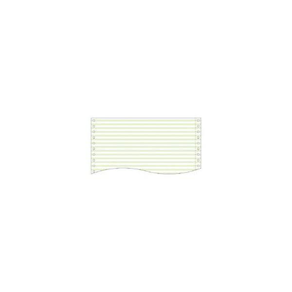 (まとめ)トッパンフォームズストックフォーム(刷色:クリーンオリーブ) 15×11 ノーカーボン・ブルー発色 3P 1箱(500枚)【×3セット】【日時指定不可】