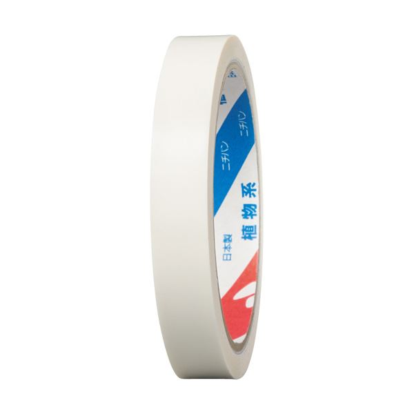 (まとめ) ニチバン 産業用セロテープ No.43015mm×35m 白 4305-15 1巻 【×50セット】【日時指定不可】