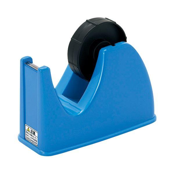 (まとめ) コクヨ R2テープカッター 大巻・小巻両用 W85×D167×H105mm 青 R2T-M32B 1台 【×30セット】【日時指定不可】
