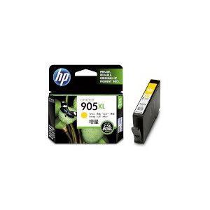 (まとめ) HP HP905XL インクカートリッジイエロー T6M13AA 1個 【×10セット】【日時指定不可】