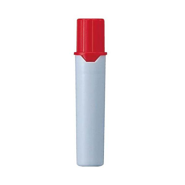 (まとめ) 三菱鉛筆 水性マーカー プロッキー詰替えタイプ用インクカートリッジ 太字角芯+細字丸芯 赤 PMR70.15 1本 【×300セット】【日時指定不可】