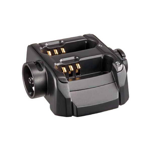 (まとめ) スタンダード 連結型2連充電器SBH-26 1個 【×5セット】【日時指定不可】