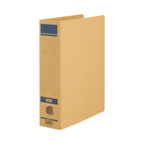 (まとめ) TANOSEE保存用ファイルN(片開き) A4タテ 500枚収容 50mmとじ 青 1セット(12冊) 【×5セット】【日時指定不可】