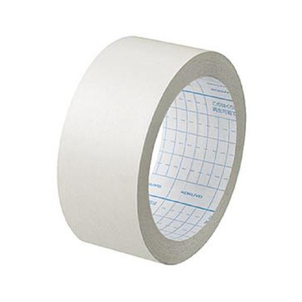 (まとめ)コクヨ 製本テープ(契約書割印用)35mm×10m T-F435N 1セット(6巻)【×3セット】【日時指定不可】
