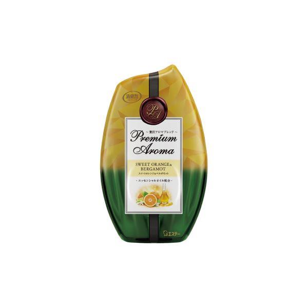 (まとめ)エステー お部屋の消臭力Premium Aroma オレンジ【×50セット】【日時指定不可】