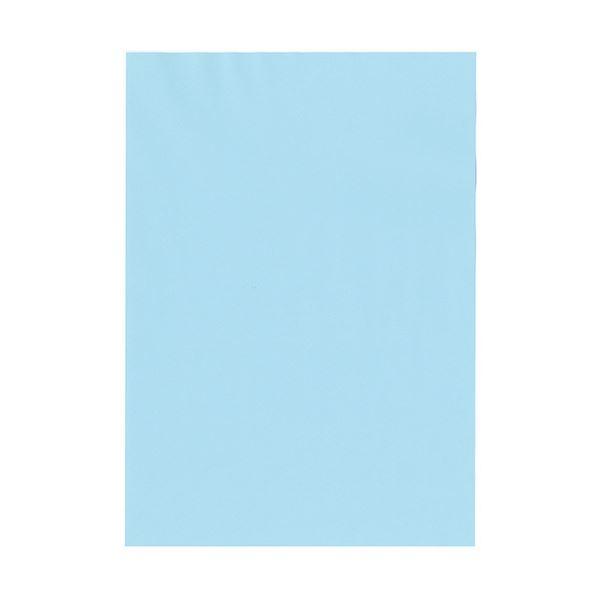 (まとめ) 北越コーポレーション 紀州の色上質A4T目 薄口 空 1冊(500枚) 【×5セット】【日時指定不可】