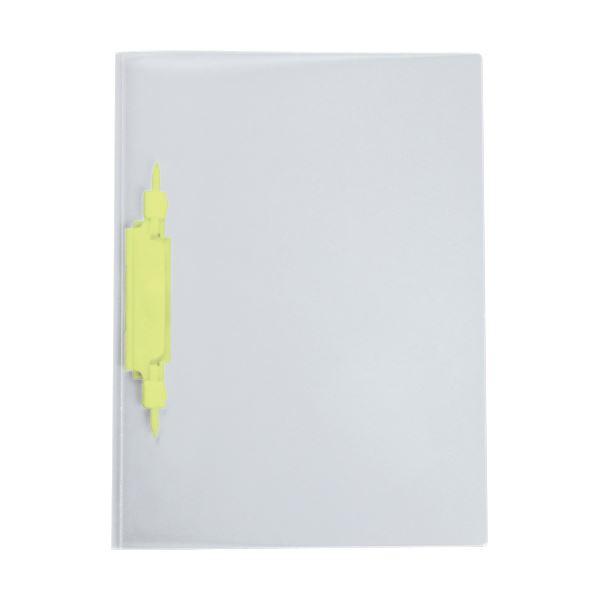 (まとめ) セキセイ レポートファイル(ルララ)A4タテ 2穴 100枚収容 ライトグリーン PAL-80-33 1冊 【×100セット】【日時指定不可】