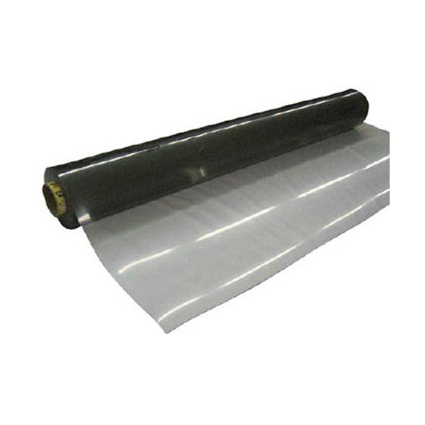 明和グラビア 3点機能付透明フィルム120cm×10m×1mm厚 MGK-1210 1巻【日時指定不可】