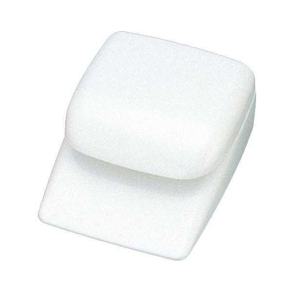 (まとめ) オート メモクリップカラーマグネットタイプ 白 MC-380M 1個 【×50セット】【日時指定不可】