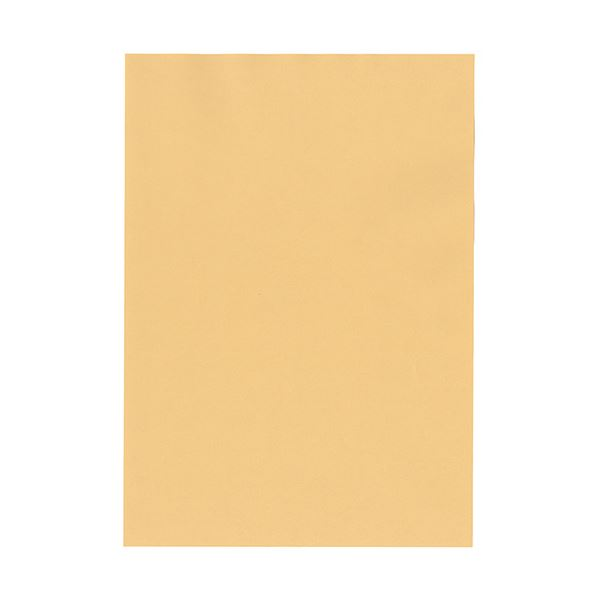 (まとめ)北越コーポレーション 紀州の色上質A3Y目 薄口 白茶 1箱(2000枚:500枚×4冊)【×3セット】【日時指定不可】