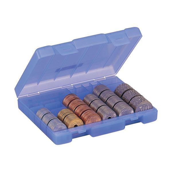 (まとめ) オープン工業 コインケース各硬貨50枚収容 M-650 1個 【×30セット】【日時指定不可】
