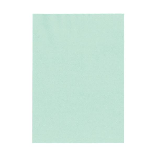 (まとめ)北越コーポレーション 紀州の色上質A3Y目 薄口 浅黄 1箱(2000枚:500枚×4冊)【×3セット】【日時指定不可】