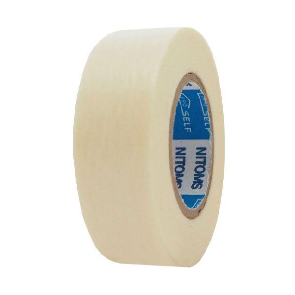 (まとめ)ニトムズ 建築塗装マスキングテープS 18mm*18m J8133(×100セット)【日時指定不可】