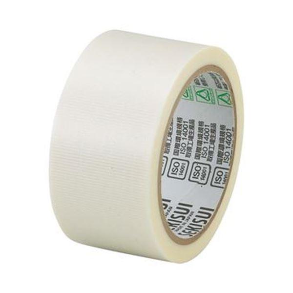 (まとめ) 積水化学 新透明クロステープ 50mm×25m N784X03 1巻 【×30セット】【日時指定不可】