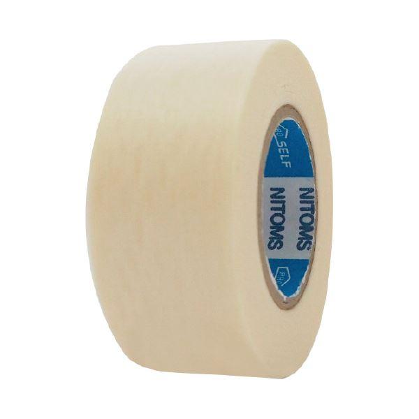 (まとめ)ニトムズ 建築塗装マスキングテープS 24mm*18m J8134(×100セット)【日時指定不可】