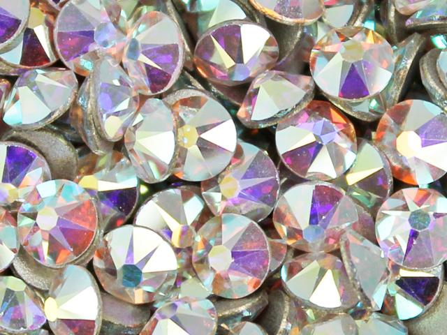 スワロフスキーラインストーン 2088 クリスタルオーロラss12 (100粒)