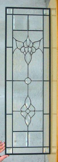 ステンドグラスパネル ステンドグラス インテリア パネル(ベベルド)