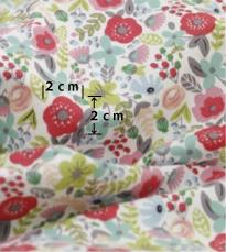 面料、 面料、 «arlgreiflower» 棉 / 宽 110 厘米德收藏原织物,织物花 / 植物