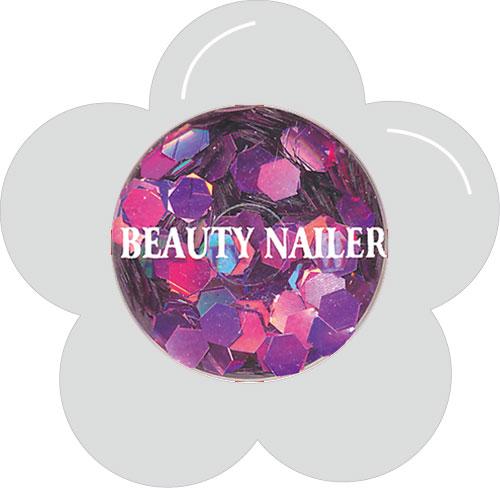 [택배 제한] 절름발이 절름발이 [홀로그램 핑크 L] 대략 3mm BEAUTY NAILER (ビューティーネイラー)