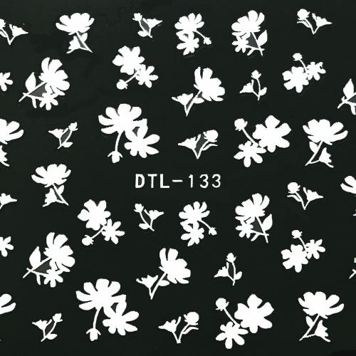Nail Town Rakuten Global Market Monotone Flower Nail Dtl 133