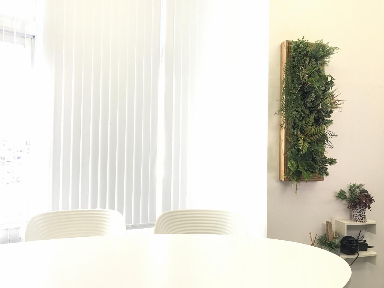 【送料無料】GreenFrame【デコプラ】 壁面緑化 壁飾り フェイクグリーン パネル 屋内 インテリア おしゃれ アート ボタニカルライフ ナチュラル 人工 人工樹木 岩 花 植物 装飾 壁 壁掛け 壁付け 額物 額入り プレゼント 贈り物 玄関 リビング オフィス
