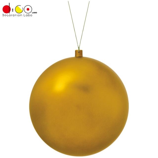 クリスマス デコレーション 飾り オーナメント フロストユニボール ボール 球 メタリックボール 玉 200mm フロストコパー パック お気にいる マット調 20cm 200mmフロストユニボール OXM1530FSCOP 新品未使用 ワイヤー付 1ケ ツヤなし