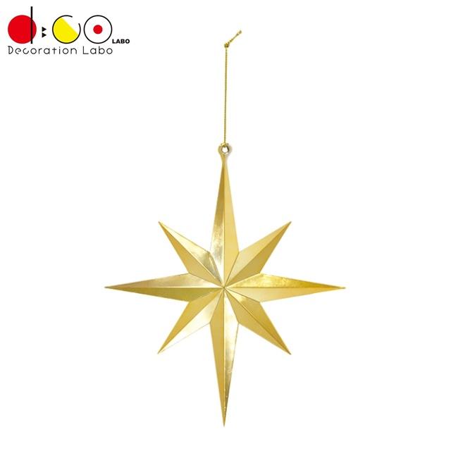 クリスマス デコレーション 飾り オーナメント メタリック 好評受付中 OXM1458S 星 スター 200mmメタリックトゥインクルスター セール商品