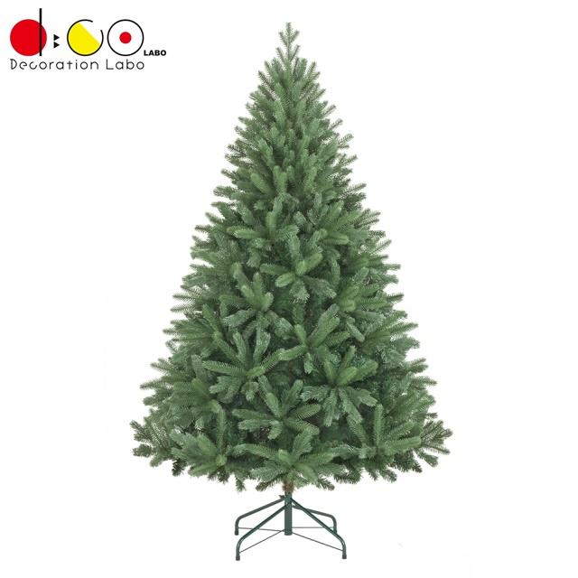 180cmオレゴンツリー(HINGE)(TXM2084M)[クリスマスツリー デコレーション 装飾 飾り オレゴン 緑 グリーン オーソドックス ツリー]