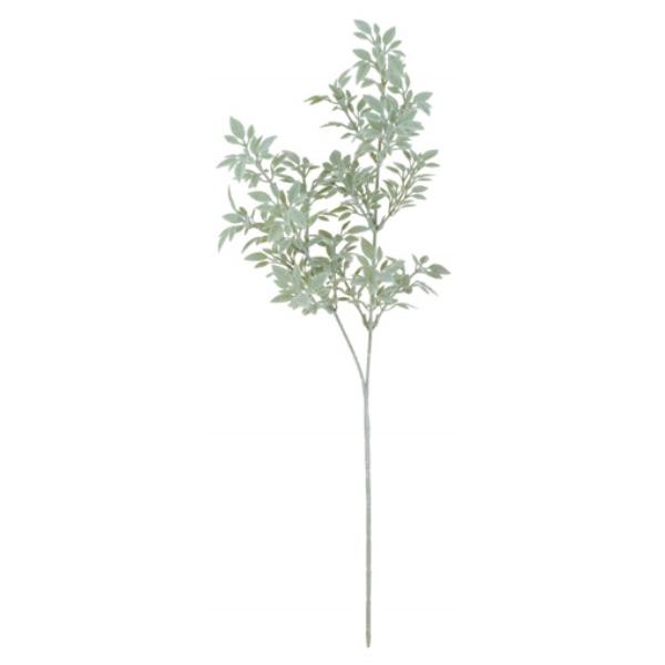 フェイクグリーン [ギフト/プレゼント/ご褒美] リーフ スプレイ 人工観葉植物 《光触媒》フロストティーリーフスプレイ 通販 激安 プラスチック 光触媒 LES5133HI