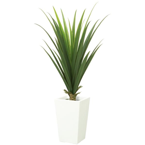 最安価格 *30(プラスチック)《ポット別売り》(LET2067LGL18HI)[フェイクグリーン リーフ 《光触媒》メキシカンアロエプラント(L) 人工観葉植物 光触媒]:デコレーションラボ ツリー-花・観葉植物