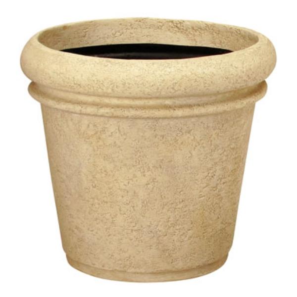 セラポット(50型)(アイボリー)(PB1071LIVO)[造花用 ポット 鉢 容器 オアシス セラポット 50型 アイボリー]