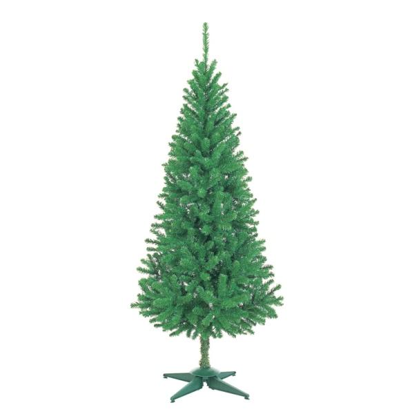 【光触媒】【防炎加工】180cmスリムツリー(FOLD)【クリスマスツリー】
