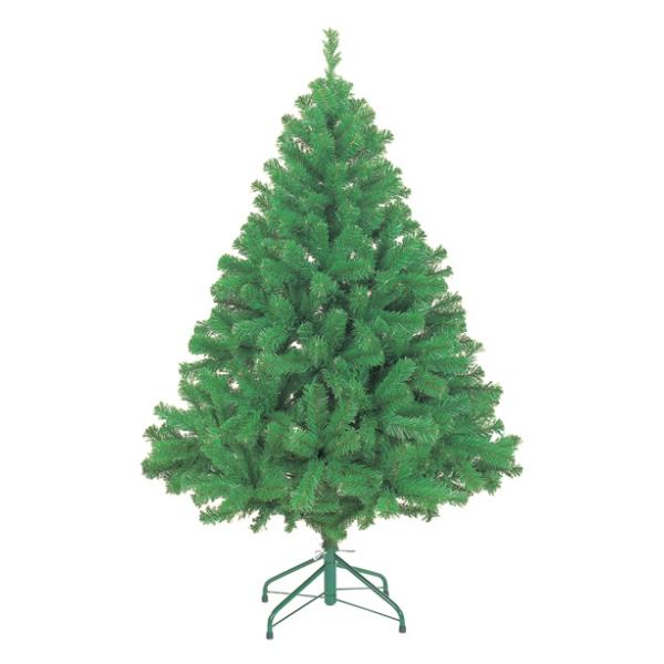 150cmパインツリー(HINGE)【防炎加工】(TXM2015)[クリスマス ツリー デコレーション 装飾 飾り パインツリー 緑 グリーン オーソドックス]