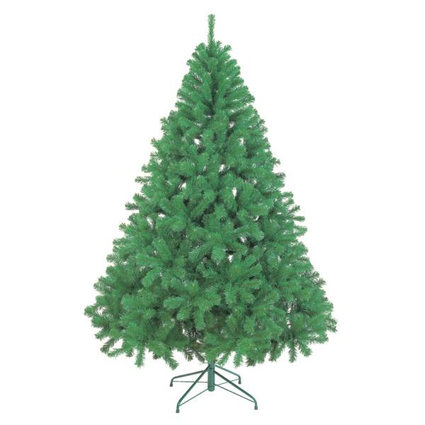 【光触媒】【防炎加工】210cmパインツリー(HINGE)【クリスマスツリー】