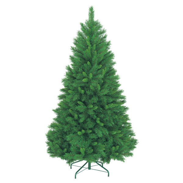 《光触媒》 (ツリー・グリーン)180cmミネソタツリー(HINGE)(TXM2064HI)[クリスマス ツリー デコレーション 装飾 飾り 光触媒]