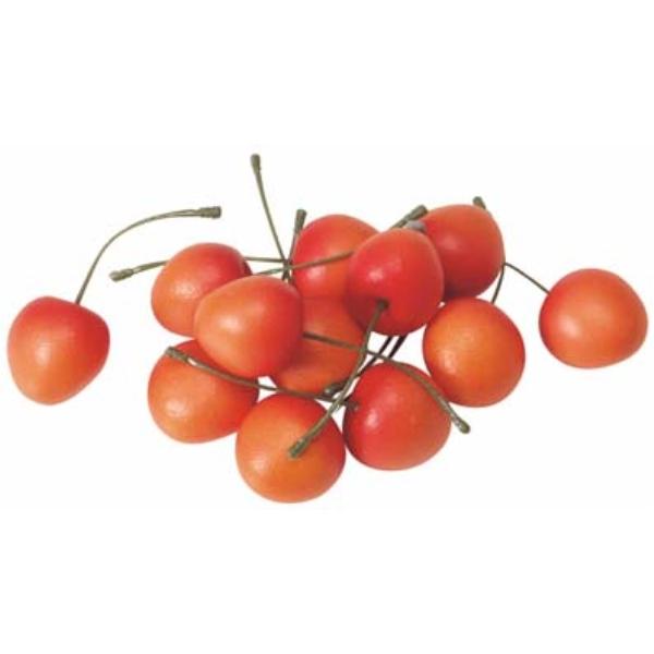 食品サンプル フェイクフード ディスプレイ AL完売しました フルーツ サクランボ さくらんぼ 12ケパック チェリー 人気 おすすめ VF0252