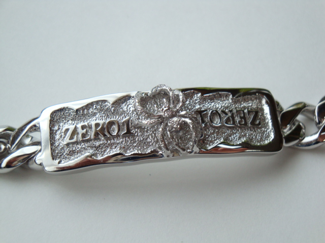 ZERO1 Collectionオリジナルブレスレットメンズ【bracelet】【smtb-m】