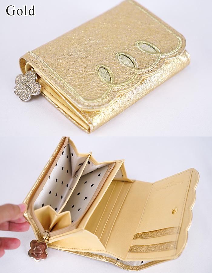 287ca371653a ... ツモリチサト,tsumorichisato,シャイニー,2つ折り財布,ミニ財布,かぶせ,, ...