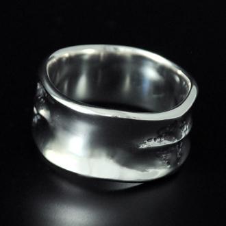 指輪 リング 送料無料 メンズ クロス シルバー ハンドメイド side cross